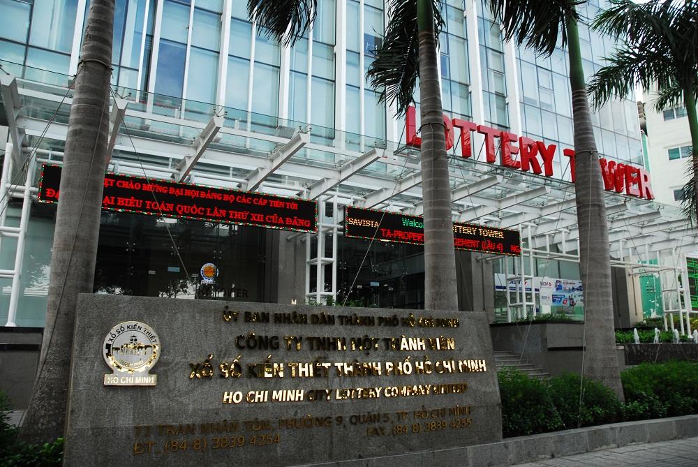 Công Ty TNHH MTV Xổ Số Kiến Thiết Thành Phố Hồ Chí Minh